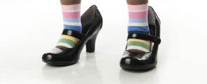 Vælg den rigtige skostørrelse i første forsøg
